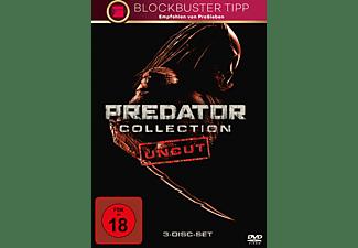 Predator Collection 1-3 Uncut - (DVD)