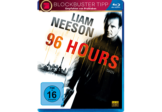 96 Hours - Pro 7 Blockbuster Action Blu-ray