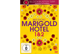 Best Exotic Marigold Hotel 1 & 2 [DVD]