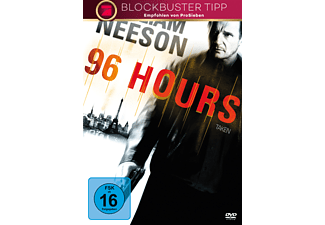96 Hours - Pro 7 Blockbuster Action DVD