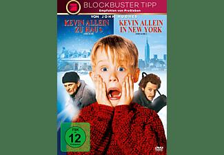 Kevin allein zu Haus & Kevin allein in New York [DVD]