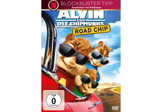 Alvin and the Chipmunks: Road Chip - (DVD)