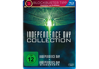 Independence Day + Independence Day: Wiederkehr - (Blu-ray)