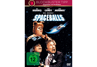 Spaceballs - Pro 7 Blockbuster Komödie DVD