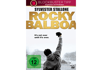 Rocky 6 - Rocky Balboa - Pro 7 Blockbuster Action DVD