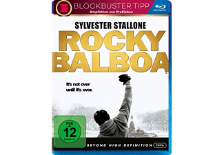 Rocky Balboa - Pro 7 Blockbuster Action Blu-ray