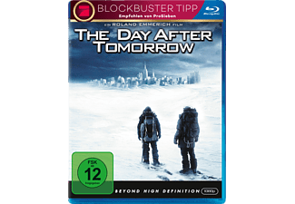 The Day After Tomorrow - (Blu-ray)