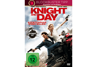 Knight and Day (Extended Version) - (DVD)
