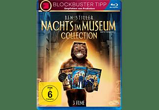 Nachts im Museum 1-3 - (Blu-ray)