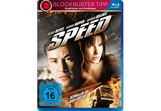 Speed - Pro 7 Blockbuster Action Blu-ray