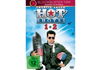 Hot Shots! 1+2 - (DVD)