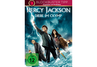 Percy Jackson – Diebe im Olymp (Hollywood Collection) Pro7 Blockbuster Abenteuer DVD