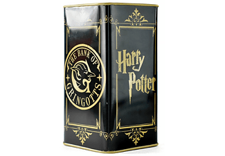 Harry Potter Spardose Gringotts Bank schwarz