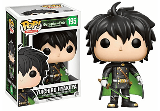 Seraph of the End Pop! Vinyl Figur 195 Yuichiro Hyakuya