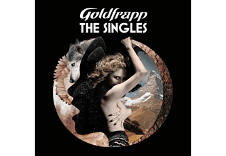 Goldfrapp - The Singles (CD)