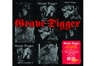 Grave Digger - Let Your Heads Roll: The Very Best of the Noise Years 1984-1987 (CD)