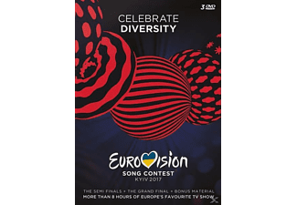 VARIOUS - Eurovision Song Contest-Kiew 2017 - (DVD)