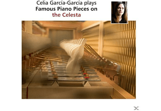 Celia García-garcía - Famous Piano Pieces on the Celesta - (CD)