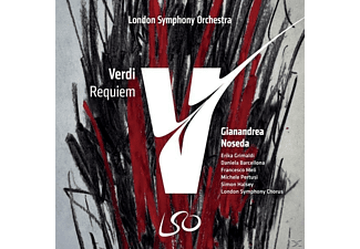 Erika Grimaldi, The London Symphony Orchestra, Various - Requiem - (SACD Hybrid)