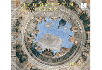 Clematis - Balli & Sonate - (CD)