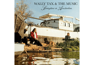 Wally Tax - Springtime In Amsterdam - (Vinyl)