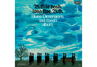 Blues Dimension - B.D.Is Dead,Long Live B.D. - (Vinyl)