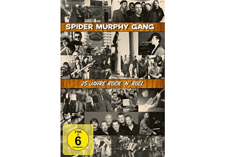 Spider Murphy Gang - 25 Jahre Rock 'n' Roll - (DVD)