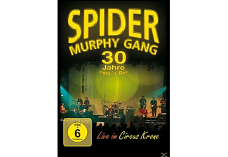 Spider Murphy Gang - 30 Jahre Rock 'n' Roll - (DVD)