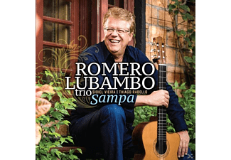 Romero Lubambo - Sampa - (CD)