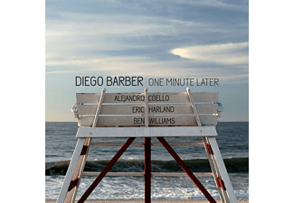 Diego Barber - One Minute Later - (CD)