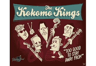 The Kokomo Kings - Too Good To Stay Away From - (CD)