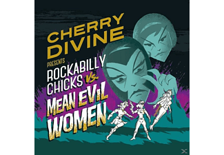 Cherry Divine - Rockabilly Chicks Vs. Mean Evil Women - (CD)