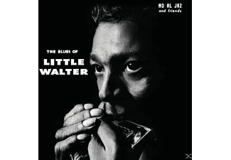 Mo Al Jaz & Friends - The Blues Of Little Walter - (CD)