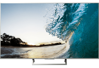 SONY KD-55XE8577, 139 cm (55 Zoll), UHD 4K, SMART TV, LED TV, 1000 Hz, DVB-T2 HD, DVB-C, DVB-S, DVB-S2