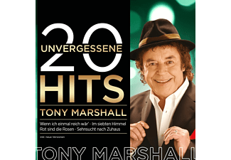 Tony Marshall - 20 unvergessene Hits - (CD)