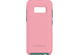 OTTERBOX 77-54655 GAL. S8 SYM., Backcover, Samsung, Galaxy S8, Synthetischer Kautschuk, Polycarbonat, Pink