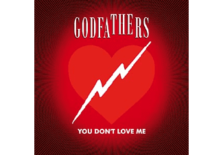 The Godfathers - you don''t love me - (Vinyl)