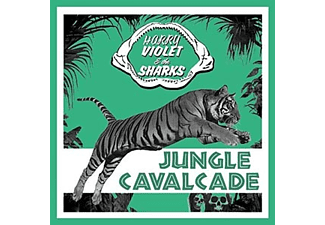 Harry Violet And The Sharks - jungle cavalcade - (Vinyl)