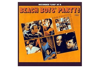 The Beach Boys - Beach Boy's Party - (Vinyl)