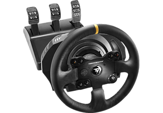 THRUSTMASTER TX Racing Wheel Leather Edition (inkl. 3-Pedalset, Xbox One / PC), Lenkrad