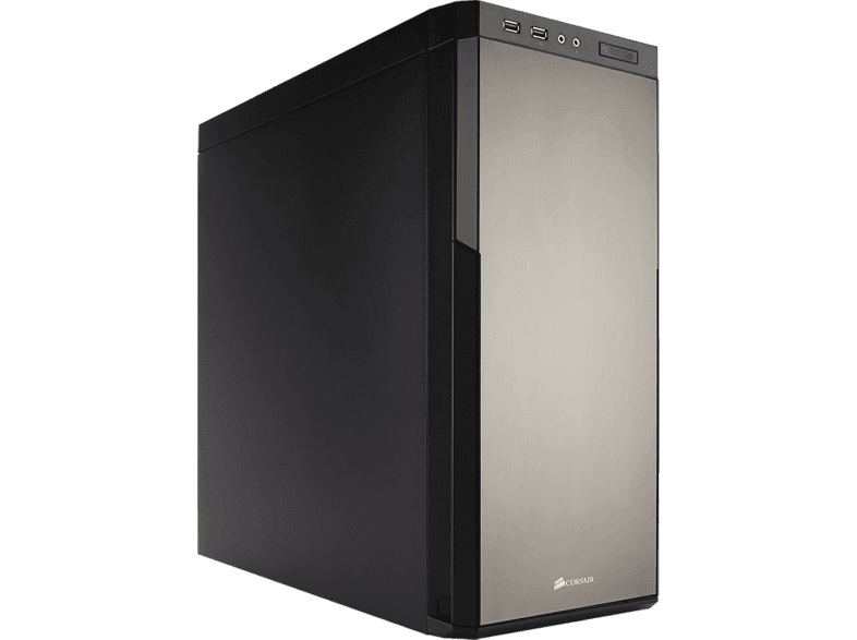 CORSAIR Carbide Series 330R Titanium Edition Silent Mid-Tower Case laptop  tablet  computing  αναβάθμιση υπολογιστή κουτιά η υ