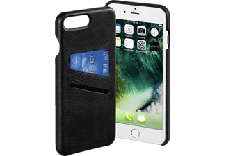 "HAMA PREMIUM ""Ricardo"", Apple, Backcover, iPhone 6 Plus/6s Plus /7 Plus, Leder (Obermaterial), Schwarz"
