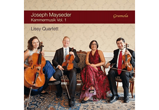 Lissy Quartett - Kammermusik Vol.1 - (CD)
