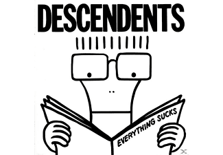 Descendents - Everything Sucks-20th Anniversary Edition - (LP + Download)