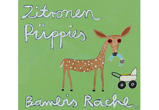 Zitronen Püppies - Bambis Rache - (CD)