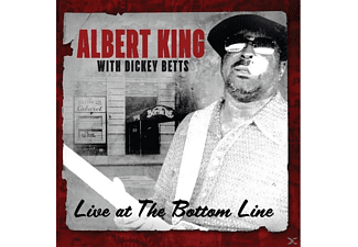 Albert King, Dickey Betts - Live At The Bottom Line - (CD)