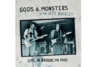 Gods And Monsters, Jeff Buckley - Live In Brooklyn 1982 - (CD)