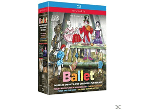 VARIOUS - Ballette für Kinder - (Blu-ray)