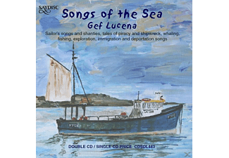 Gef Lucena - Songs of the Sea - (CD)