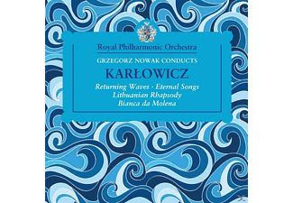 Royal Philharmonic Orchestra - Returning Waves/Eternal Songs/Lithuanian Rhapsody/ - (CD)